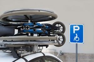 Decoding head height requirements for Parking spaces for people with Disabilities