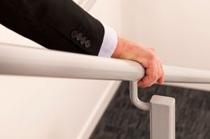 Handrail profile for Accessibility