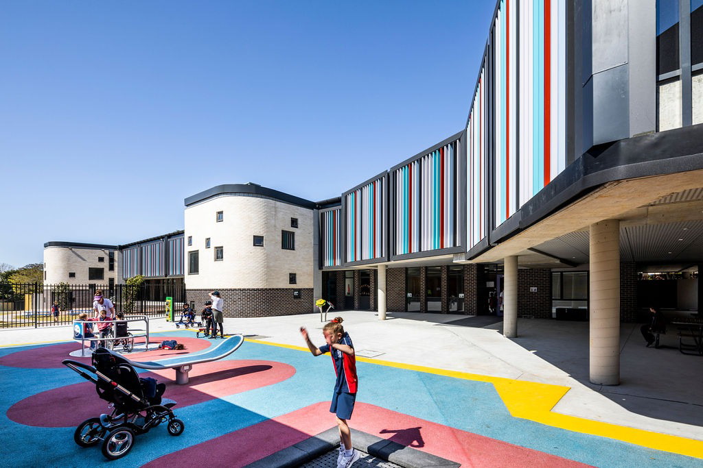 St Lucy's School for children with disabilities