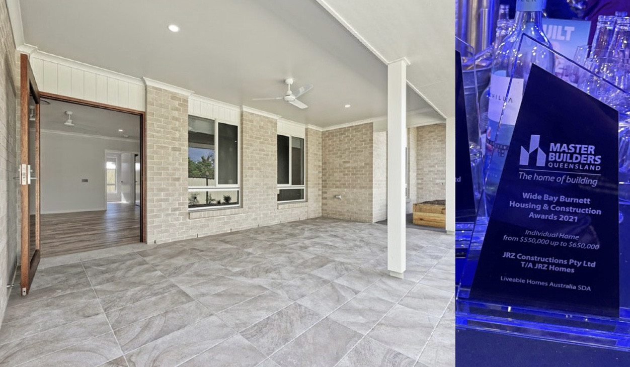 Project certified for SDA by Vista Access Architects wins Master Builders Queensland Award 2021
