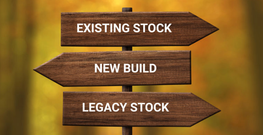 New SDA New Build- Existing Stock- Legacy Stock Calculator.