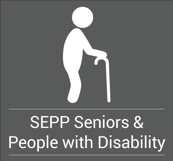 SEPP Seniors & People with Disability